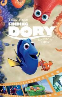 Disney/Pixar Finding Dory Cinestory Comic