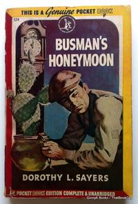 image of Busman's Honeymoon: A Love Story with Detective Interruptions (Pocket Book 324)