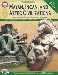 Mayan, Incan, & Aztec Civilizations, Grades 5 - 8 (World History)