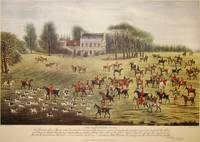 The Hampshire Hunt in a series of five plates dedicated to all friends of the HH.