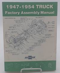1947-1954 Truck Factory Assembly Manual.