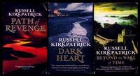 THE BROKEN MAN: Book (1) One: Path of Revenge; Book (2) Two: Dark Heart; Book (3) Three: Beyond...
