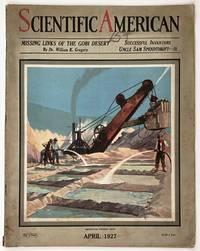 Scientific American.  The Magazine of Today and Tomorrow.  April 1927.