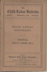 Child Labor Louisiana 1914 Annual Conference  New Orleans Lewis Hine The Child Labor Bulletin, Feb. 1914