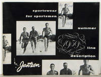 Jantzen sportswear for sportsmen / summer line description.