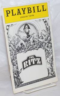 image of Playbill for The Ritz: Longacre Theatre, May 1975