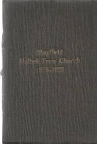 Mayfield Free Church 1875-1925 [ Mayfield, Edinburgh ]