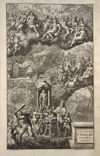 [RENAISSANCE MYTHOLOGY]. Opera Omnia [Johannes Jens, ed.]