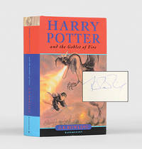 Harry Potter and the Goblet of Fire. by ROWLING, J. K - 2000