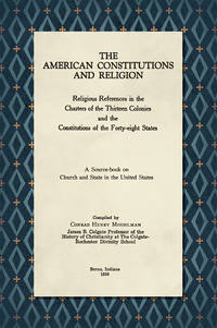 The American Constitutions and Religion: Religious References in..