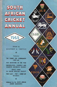 South African Cricket Annual 1968 (Volume 15)