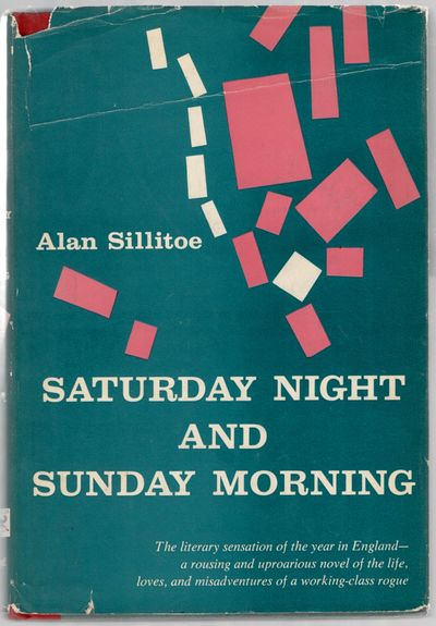 New York: Alfred A. Knopf, 1959. Hardcover. Near Fine/Very Good. First American edition. Light offse...