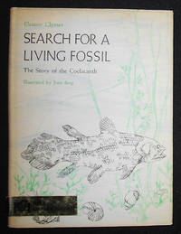 image of Search for a Living Fossil: The Story of the Coelacanth; Eleanor Clymer; Illustrated by Joan Berg