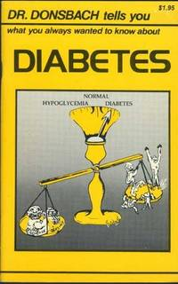Dr. Donsbach Tells You what You Always Wanted to Know About DIABETES.
