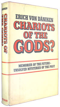 image of Chariots of the Gods? Unsolved Mysteries of the Past.