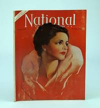 National Home Monthly Magazine, January (Jan.) 1938 - Vancouver's Junior G-Men / London's Famous Underground