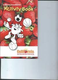 California Strawberries Activity Book