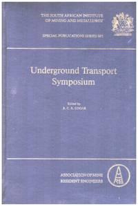 image of UNDERGROUND TRANSPORT SYMPOSIUM