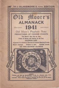 Old Moore's Almanack 1941