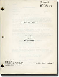 Cockeyed Cowboys of Calico County [A Woman for Charley] (Original screenplay for the 1970 film)