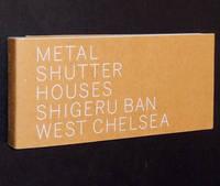 Metal Shutter Houses Shigerau Ban West Chelsea