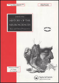 Journal of the History of the Neurosciences (Vol 12, No 4, December 2003)