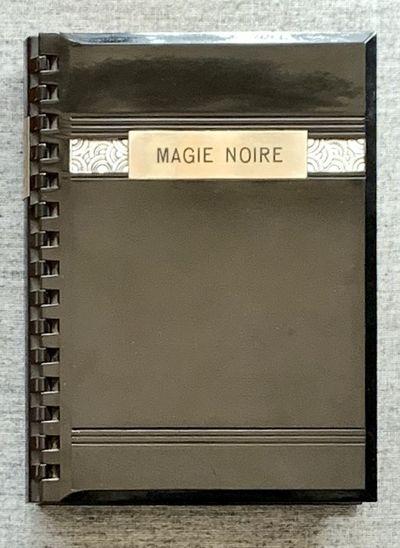 Magie Noire [Bakelite Art Deco Binding]