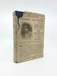 "Harry Butters R.F.A. ""An American Citizen"": Life and War Letters"