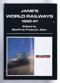 Jane's World Railways 1990-91, Thirty Second Edition