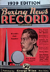 image of 1939 Edition Boxing News Record