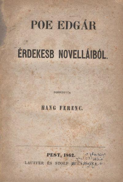 �rdekesb novelláiból (Selection of...
