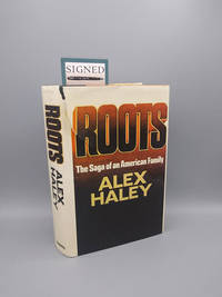Roots by  Alex Haley - Signed First Edition - 1976 - from Ken Sanders Rare Books, ABAA (SKU: 59504)