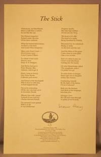 image of The Stick.  BROADSIDE (11 by 17.5 inches).