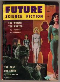 Future Science Fiction - Number 36 - April 1958 [MAGAZINE]