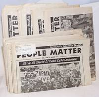 Because People Matter: Sacramento\'s Progressive Monthly [15 issues]