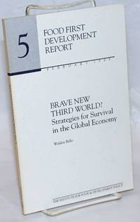 Brave new third world?  Strategies for survival in the global economy