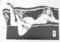 image of Reclining Nude - Limited Edition Print (Signed)