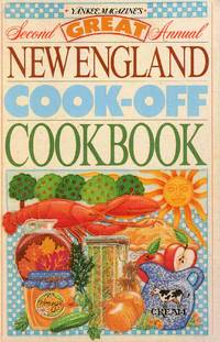 Second Great Annual New England Cook-off Cookbook