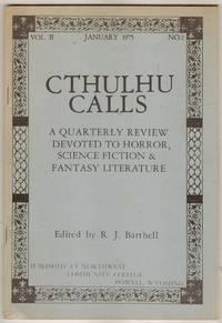 Cthulhu Calls Volume 2 Number 2
