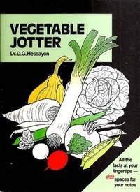 Vegetable Jotter (Jotters)