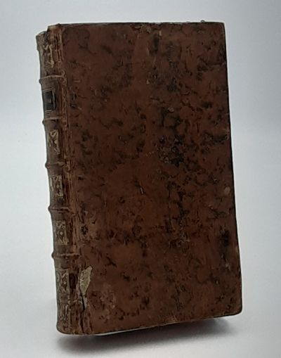 Paris.: Buisson., 1787. Contemporary full mottled calf, raised bands, gilt spine decoration in six c...