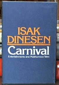 image of CARNIVAL. Entertainments and Posthumous Tales