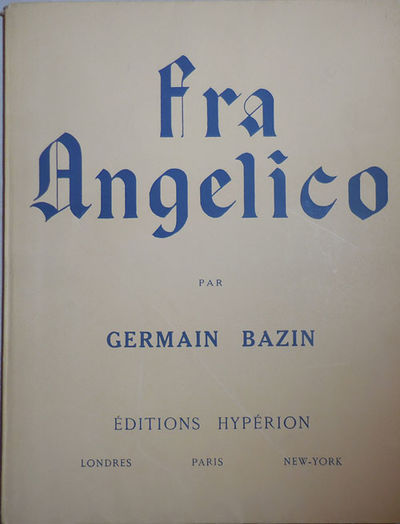 Londres Paris New York: Editions Hyperion, 1941. First edition. Paperback. Very Good +. Tall, thick ...
