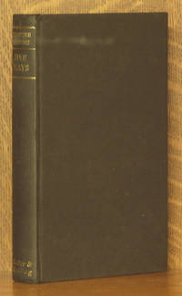 FIVE PLAYS BY TENNESSEE WILLIAMS - CAT ON A HOT TIN ROOF, THE ROSE TATTOO, GARDEN DISTRICT, ORPHEUS DESCENDING by Tennessee Williams - Hardcover - Later printing - 1970 - from Andre Strong Bookseller (SKU: 24134)