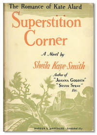 Superstition Corner by  Sheila KAYE-SMITH - First American Edition - 1934 - from Lorne Bair Rare Books and Biblio.com