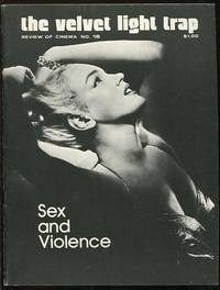 The Velvet Light Trap (No. 16, Fall 1976): Sex and Violence [cover:  Marilyn Monroe]