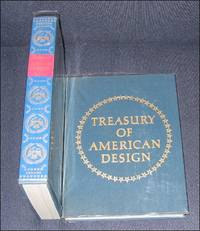 Treasury of American Design Volumes 1 and 2 by Clarence P. Hornung - 1950