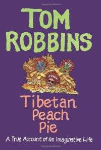 Tibetan Peach Pie  **SIGNED & DATED, 1st Edition /1st Printing + Photos**