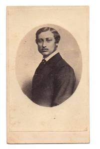 image of Carte de visite portrait of Prince Albert