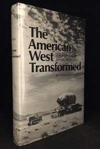 image of The American West Transformed: The Impact of the Second World War